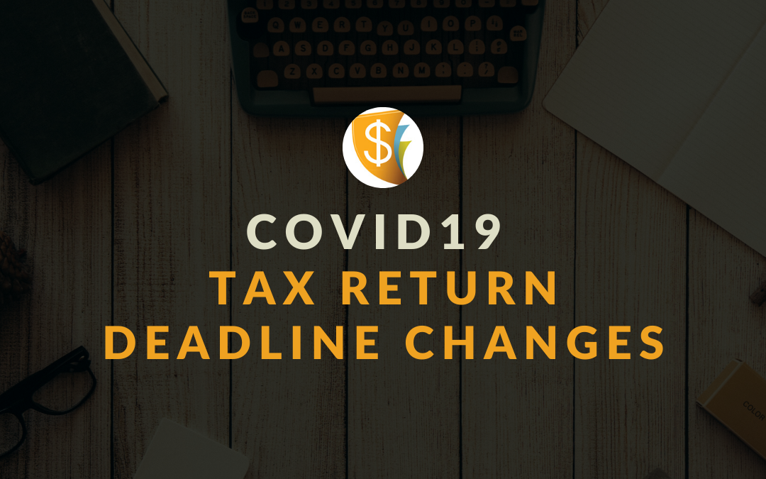 Deadline Changes Of Coronavirus (Covid-19) Tax Payments