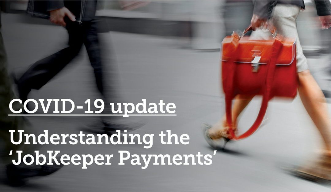 COVID-19 JobKeeper Wage Subsidies: Accountant Overview