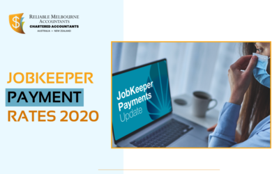 JobKeeper Payments: GST Turnover and Reporting