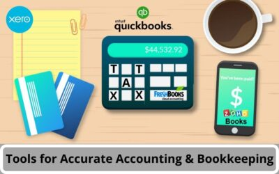Tools for Accurate Accounting and Bookkeeping