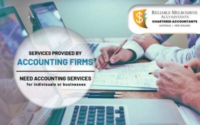 Services provided by Accounting Firm
