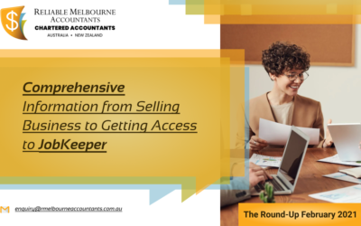 Comprehensive Information from Selling Business to Getting Access to JobKeeper