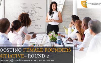 Boosting Female Founders Initiative – Round 2