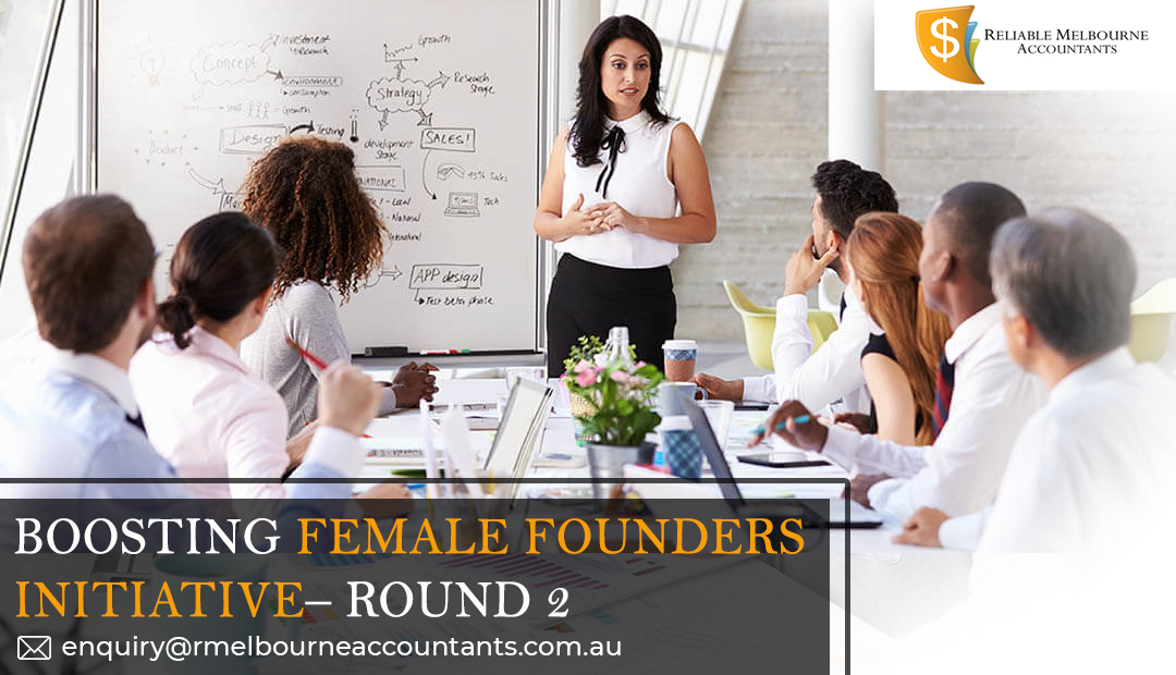 Boosting Female Founders Initiative – Round 2