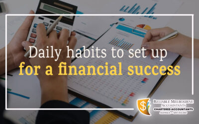 Daily habits to set up for a financial success