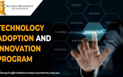 Technology adoption and innovation Program for Victorians