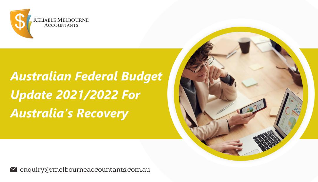 Australian Federal Budget Update