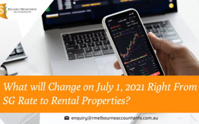 What will Change on July 1, 2021 Right From SG Rate to Rental Properties?