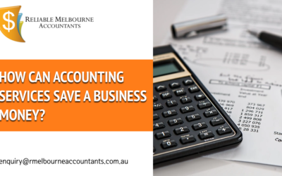 How can Accounting Services Save Business Money?