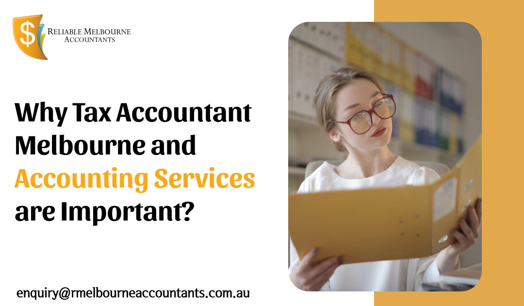 Tax Accountant Melbourne